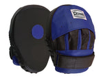 Casanova Boxing® Deluxe Curve Punch Mitts - Blue