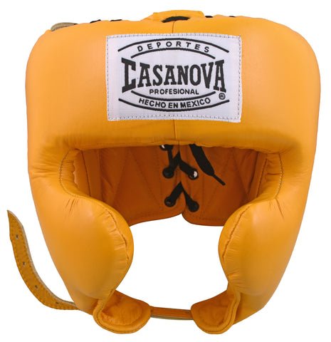 Casanova Boxing® Headgear - Yellow