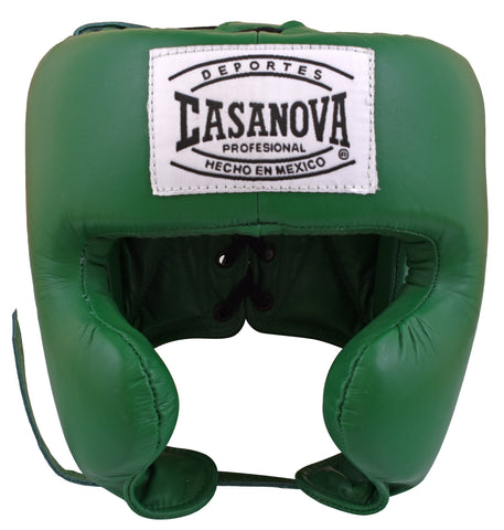 Casanova Boxing® Headgear - Green