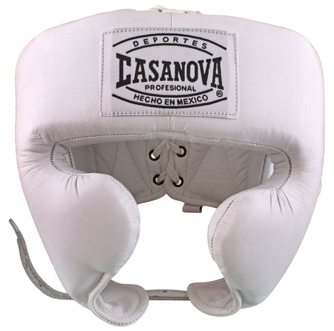 Casanova Boxing® Headgear - White
