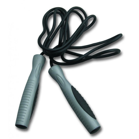 Speed Jump Rope - Grey and Black