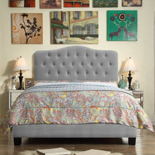 Load image into Gallery viewer, Harris Upholstered Standard Bed