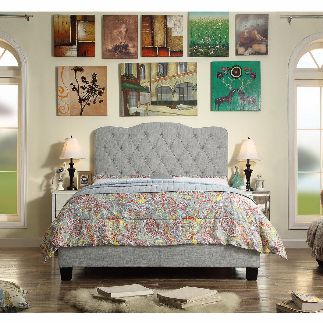 Dash Upholstered Standard Bed