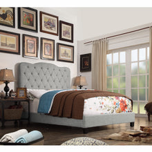 Load image into Gallery viewer, Dash Upholstered Standard Bed