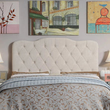 Load image into Gallery viewer, Dash Upholstered Panel Headboard