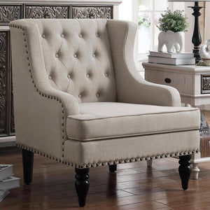 Milano Tufted Club Chair
