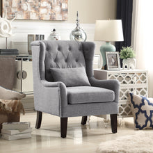 Load image into Gallery viewer, Hannah Wingback Chair