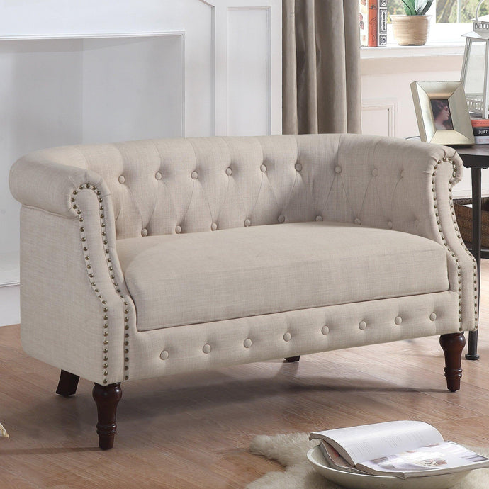 Chelsea Chesterfield Loveseat