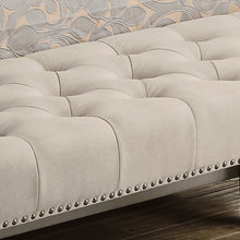 Load image into Gallery viewer, Estella Upholstered Bench