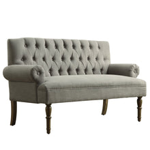 Load image into Gallery viewer, Herma Tufted Button Upholstered Loveseat
