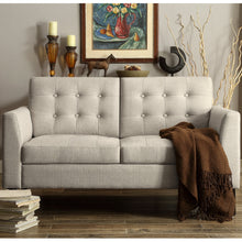 Load image into Gallery viewer, Darrel Tufted Loveseat