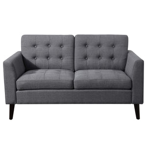 Darrel Tufted Loveseat