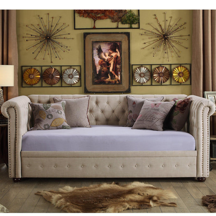 Chelsea Tufted Twin Size Daybed