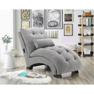 Amlston Upholstered Chaise Lounge