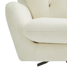 Load image into Gallery viewer, Loreali Upholstered Swivel Wingback Chair