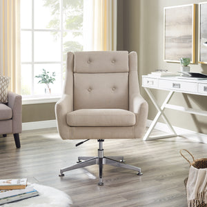 Ferryn Swivel Armchair