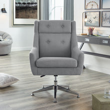 Load image into Gallery viewer, Ferryn Swivel Armchair