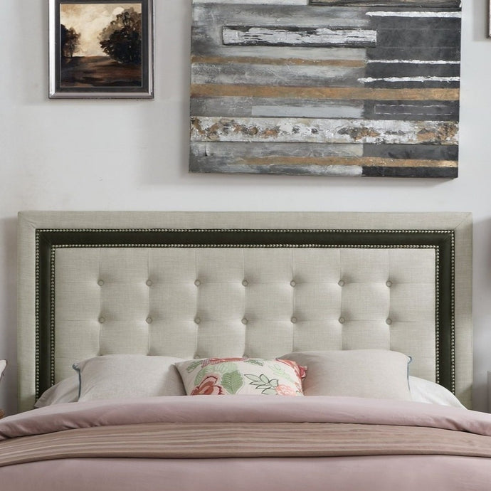 Rawley Upholstered Panel Headboard