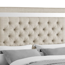 Load image into Gallery viewer, Noriah Upholstered Panel Headboard