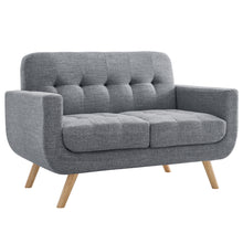 Load image into Gallery viewer, Hogwort Tufted Loveseat