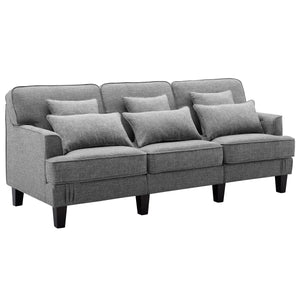 Ashley Outdoor Patio Sofa with Cushions