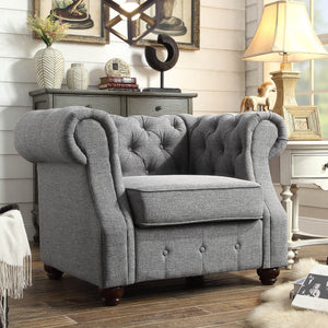 Berkeley Chesterfield Armchair