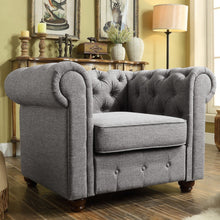 Load image into Gallery viewer, Berkeley Chesterfield Armchair