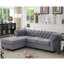 Load image into Gallery viewer, Berkeley Chaise Sectional Sofa