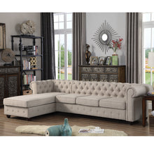 "Load image into Gallery viewer, Berkeley 112"" Wide Left Hand Facing Sofa & Chaise"