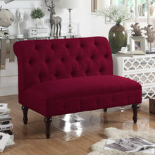Load image into Gallery viewer, Torring Tufted Chesterfield Loveseat