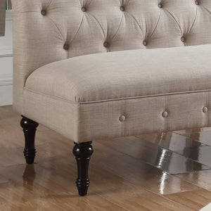 Torring Tufted Chesterfield Sofa