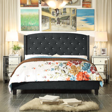 Load image into Gallery viewer, Vicmond Upholstered Standard Bed