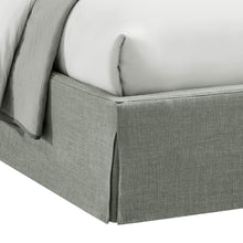 Load image into Gallery viewer, Euki Upholstered Slipcover Platform Bed