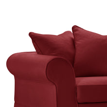 Load image into Gallery viewer, Willis Roll Arm Slipcover Armchair
