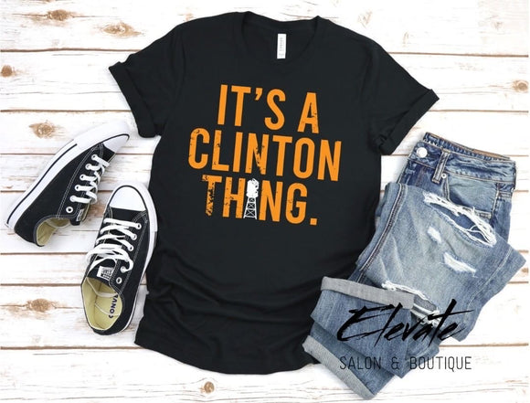 Clinton Thing T-Shirt