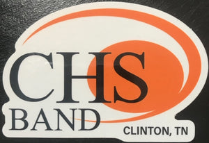 CHS Band Decal