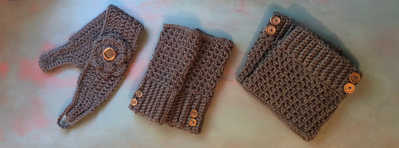 Old Soul's HANDMADE CROCHET SETS