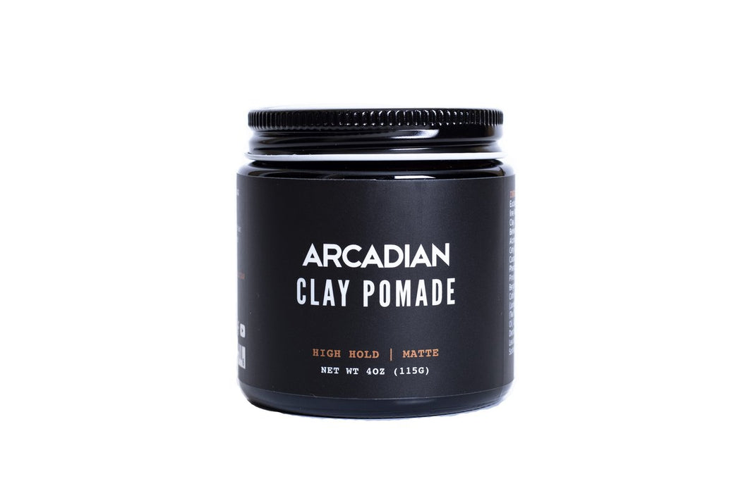 Arcadian's CLAY POMADE