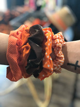 Load image into Gallery viewer, Hints of Hazel HANDMADE SCRUNCHIES