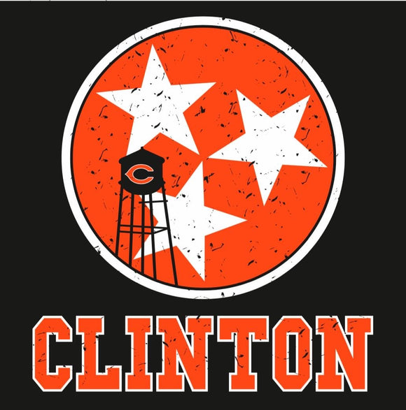 CHS Tri-Star Water Tower T-Shirt