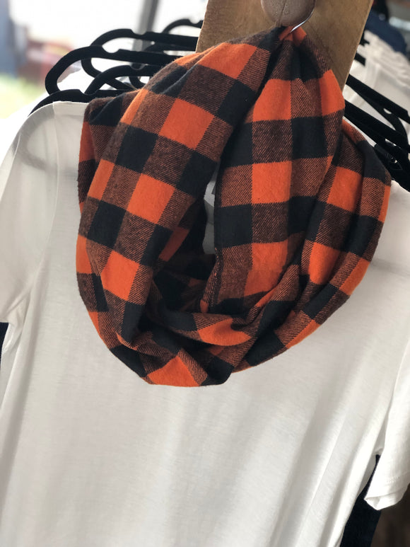 Hints of Hazel's INFINITY SCARF