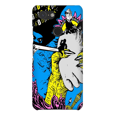 Phone Case - Now I'm Down In It - (Craft Beer Artwork) - joestickel