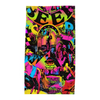 Tea Towels - Colorful Lord Of Beer - (Craft Beer Artwork) - joestickel