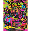 Shower Curtains-Colorful Lord Of Beer-(Craft Beer Artwork) - joestickel