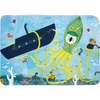 Bath Mats - IPA Under the Sea - (Craft Beer Artwork) - joestickel