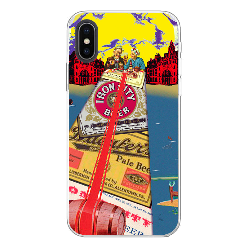 Phone Case - A Bridge Too Far - (Craft Beer Artwork)