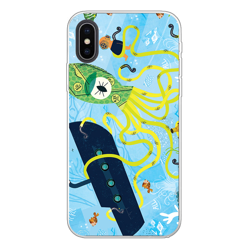 Phone Case - I spy with my little eye - (Craft Beer Artwork)