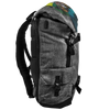 Backpack - Whalez Fragmented - (Craft Beer Artwork) - joestickel