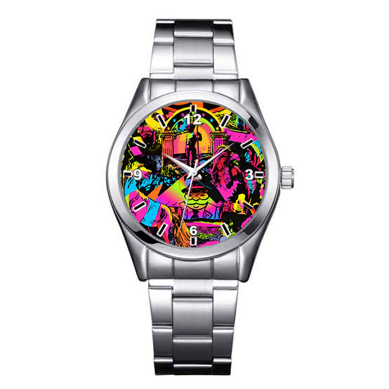 Original Watches - Colorful Lord Of Beer - (Craft Beer Artwork)