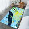 Living Room Rug - I spy with my little eye - (Craft Beer Artwork)